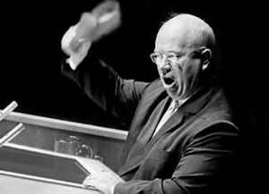 hrushchev shoe