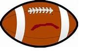 a big football