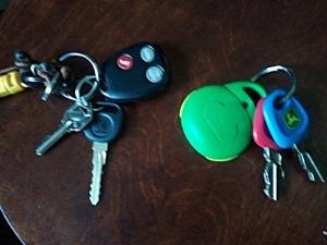 27 keys down