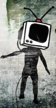 television-zombie