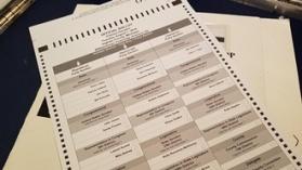 Vo ballot