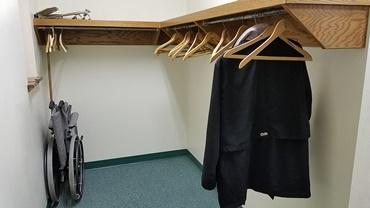 ch 9 small coatroom